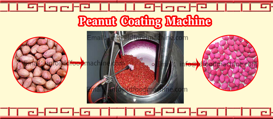 Good Performance Stainless Steel Customerized Starch Coting machinery