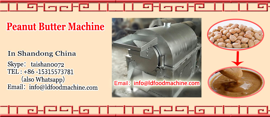 Adjustable output Size automactic stainless steel ginger garlic paste make machinery