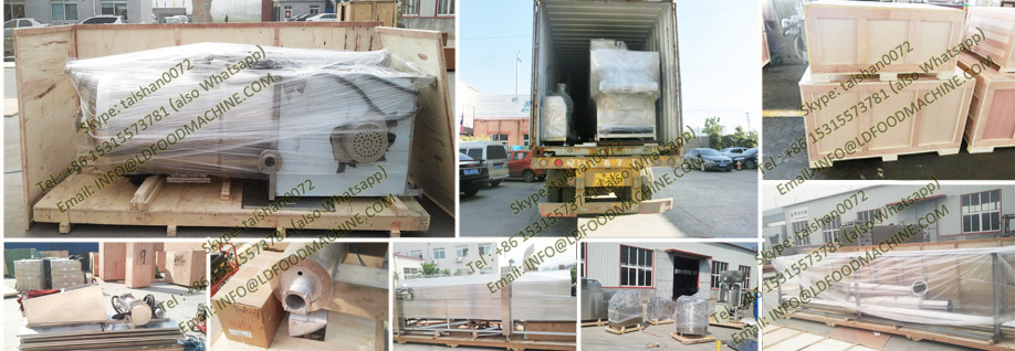 New condition puffed corn stick extruder factory