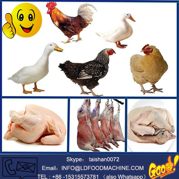 Low cost chicken pluckers machinery/hot sale poultry feather plucLD machinery/used chicken pluckers for sale