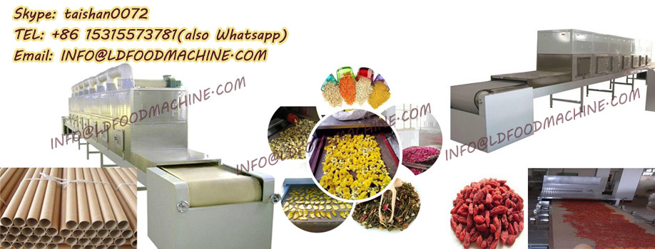Microwave sterilizer machine/pistachio nuts <a href=