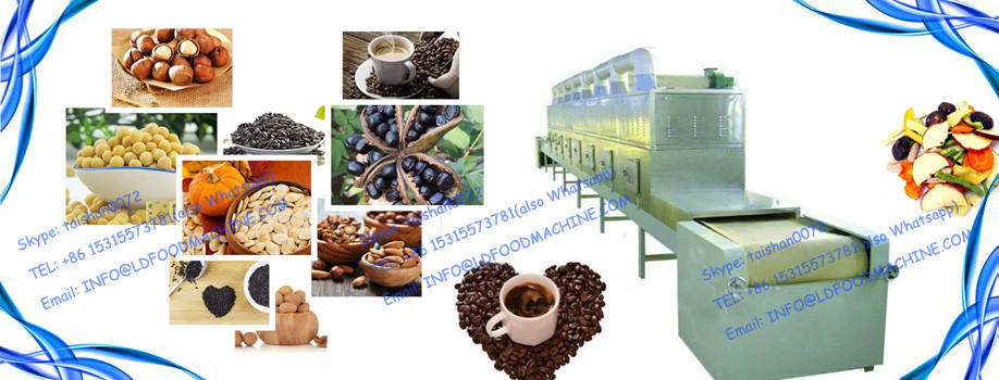 Microwave Drying machinery For Fruit freeze dryer for sale