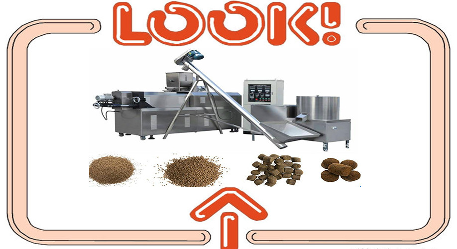 350kg/h floating fish feed pellets machineryfor sale/feed expander/ 220kg/h floating fish feed pellets machinery