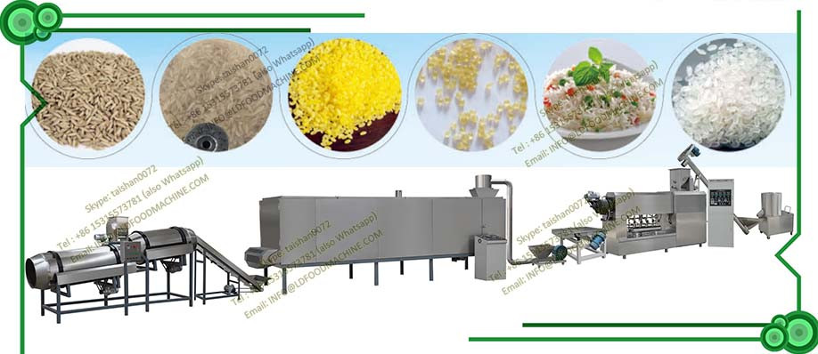 Nutritional Artificial Rice make
