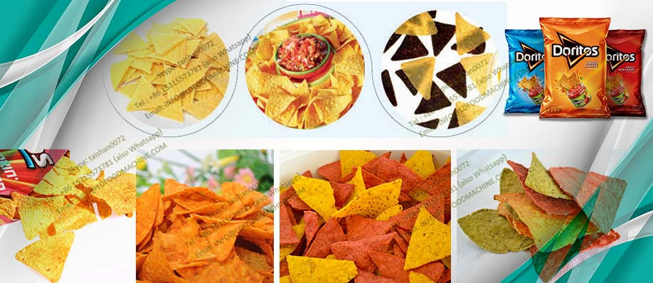 Automatic Baked Round Corn Tortilla Chips Doritos