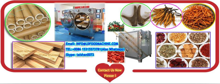 chemical freeze dryer vegetable dryer microwave LD dryer