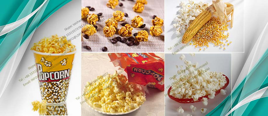 Commercial popcorn makers