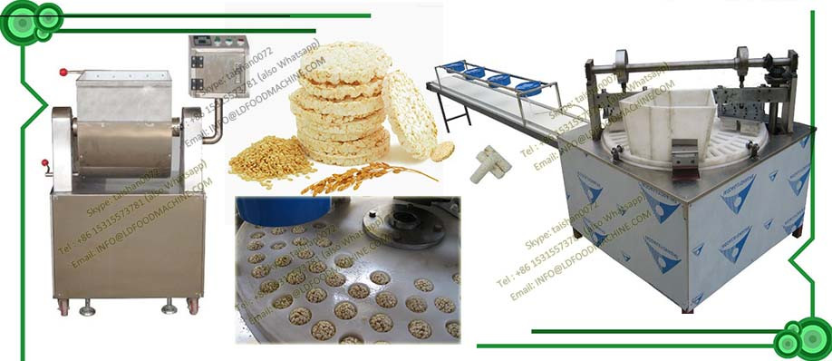 new desity cereal bar machinery