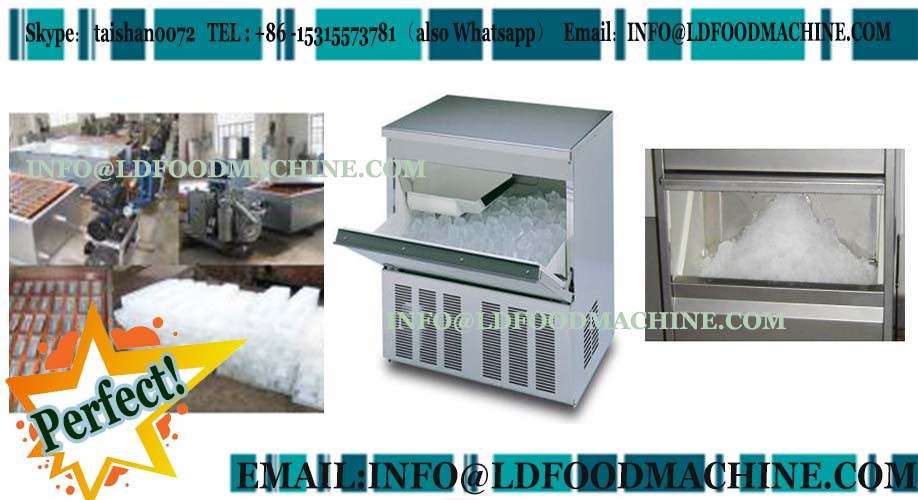 Biggest factory ice make machinery price/tube ice maker