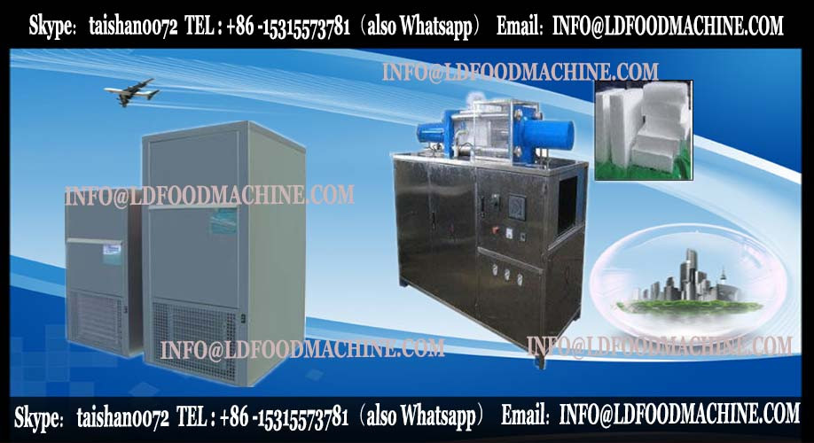 Industrial ice tube maker with 500kg per LD/2017 new ice maker with one year guarantee