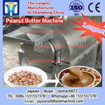 Peanut nut almond and cocoa butter grinding make machinery