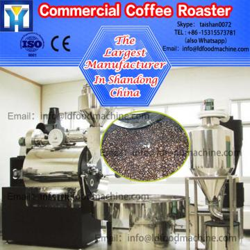 High quality stainless steel coffee roaster/roasting equipment 6KG by gas
