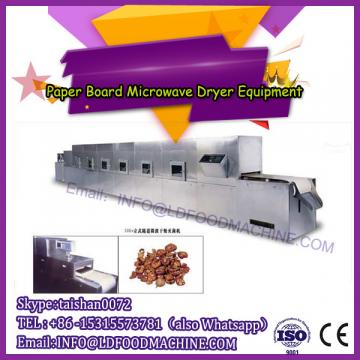 Microwave thermal insulation material drying equipment/microwave cardboard dryer