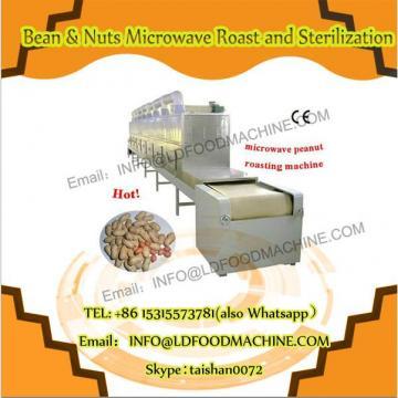 Hot sale peanuts sterilization microwave machine
