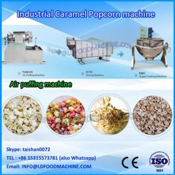 Round Shape Mushroom Popcorn Caramel Popcorn make machinery