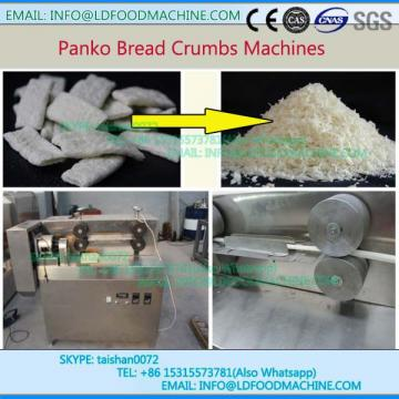 Automatic Twin Screw Extruder Bread Crumb Production Line