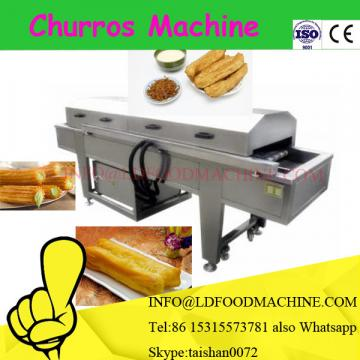 speed adjustable automatic stainless steel 304 fryer with LDanish churros make machinery