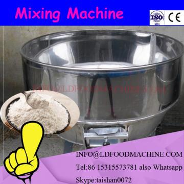 High efficiency mixing machinery