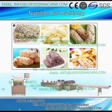 Healthy Puffed chocolate rice ball/ cake /bar make machinery with factory price