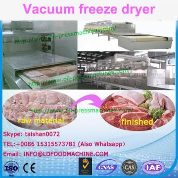 FLD Series Vacumm Freeze Dryer Equipment For Fruit And Vegetable