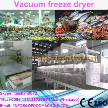 Vegetable and Fruit Tunnel Blast Freezer IQF machinery
