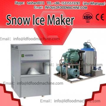 Electric edible ice maker/ice cube machinery maker on sale