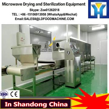 Microwave Mulberry leaves tea Drying and Sterilization Equipment