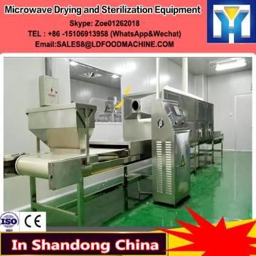 Microwave Eucommia tea Drying and Sterilization Equipment