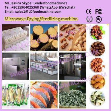 Wood bamboo  Microwave Drying / Sterilizing machine