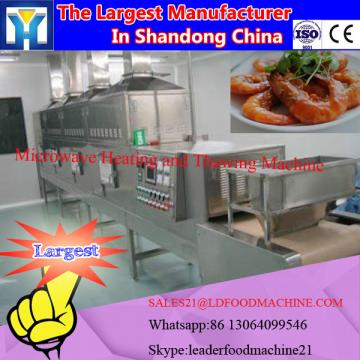 Microwave Chicken Heating and Thawing Machine