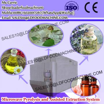 Microwave tire Pyrolysis and Assisted Extraction System