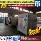 Microwave paprika drying sterilizer machine