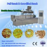 2d & 3d snack pellet pallet frying fryer production line