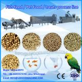 2017 extruded fish feed making extruder