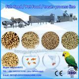 twin screw dog pet food pellet extruder machine