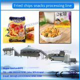 Jinan Crispy chip Fried Wheat Flour Pillow Snack food Stick Making Machine