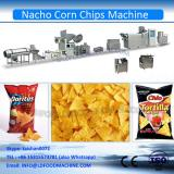 hot selling extruded puffs corn Chips extruding/frying machinery