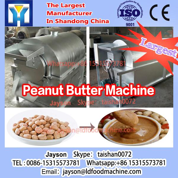 Popular small peanut butter grinder for sale/nut butter grinding machinery #1 image