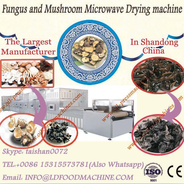 mushroom / peanut / roasted chicken boxed vacuum freeze dryer microwave drying machinery food sterilization dryer #1 image