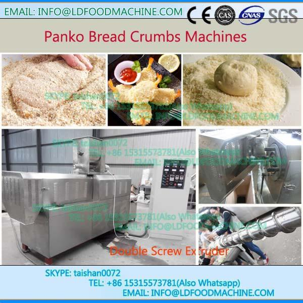 Automatic bread crumbs make machinery line #1 image