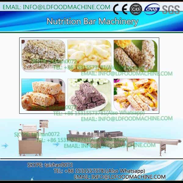 Granola bar make machinery #1 image