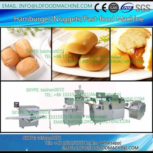 Textured vegetarian/ soybean protein/ soya nuggets food make machinerys #1 image
