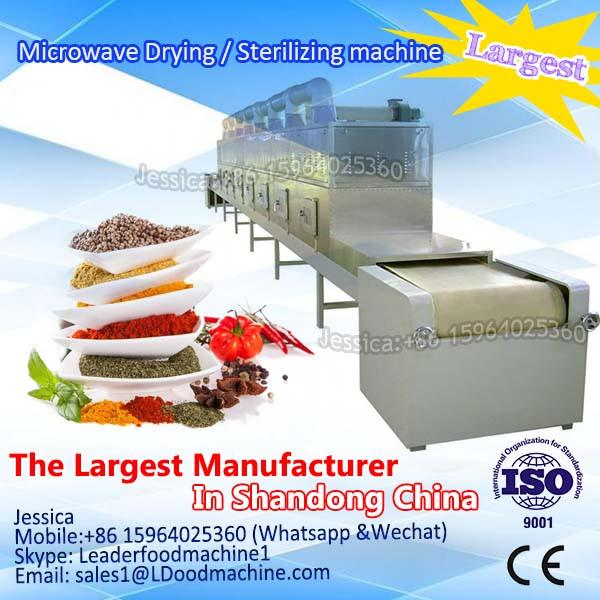 Microwave Drying / Sterilizing machine #1 image