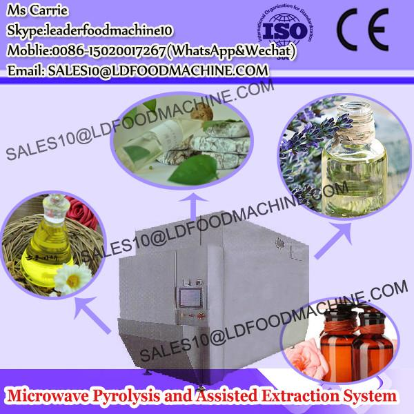 Microwave tire Pyrolysis and Assisted Extraction System #1 image