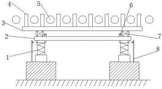 Research and application of continuous processing line