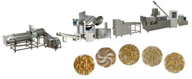 French fries and its production process