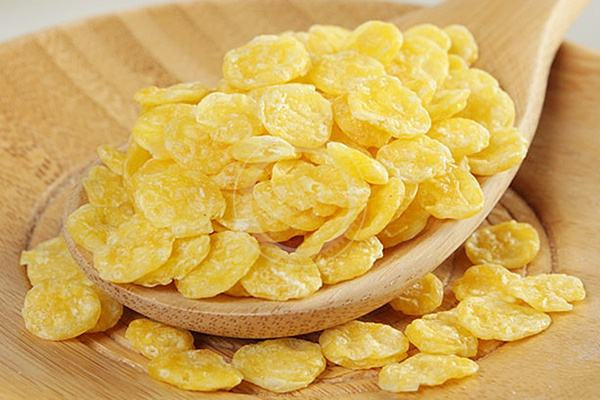 Processing of Baked Corn Flakes and Extruded Corn Flour