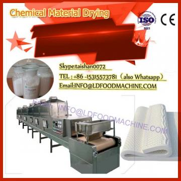 Chemical fertilizer vibrating fluid bed dryer