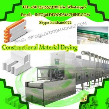 microwave dryer/microwave sterilizing ginger powder drying machine