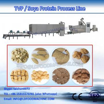 Soya chunks meat make machinerys